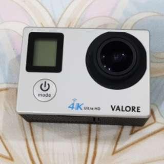 Valore VMS57 4K Action camera