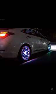 Wheel Lighting