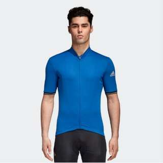 Climachill Cycling Jersey(Collegiate Royal)