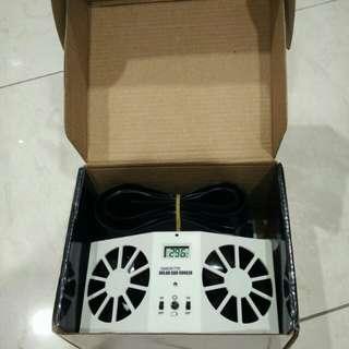 Fs: Solar Car Cooler