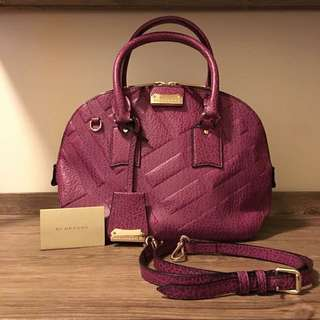 Burberry 'The Small Orchard'
