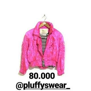Pink Linen (New lepas tag) nett