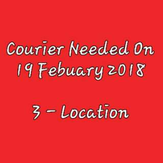 Looking For Courier Deliver My Item