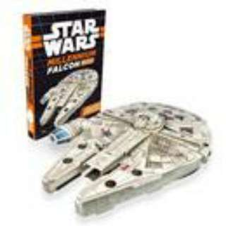 Star Wars Millennium Falcon Book and Mega Model  (Star Wars Construction Books) Hardcover