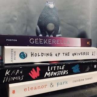 Random YA books
