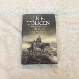 Beren and Luthien by JRR Tolkien NEW HARDCOVER