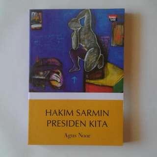 Hakim Sarmin Presiden Kita