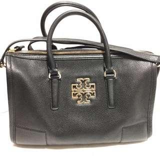 Tory Burch - Black Leather Bag 黑色軟皮袋