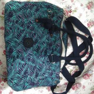 KIPPLING blue bag