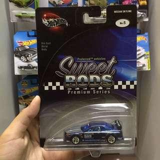 Hot Wheel Sweet Rods Nissan Skyline R32 Hotwheels