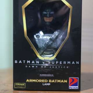 Armored Batman collectible