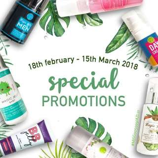 LOVERA 18 FEB 18 TO 15 MAR 18 PROMOTIONS