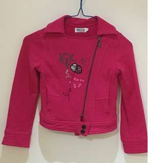 Petits Jacket for girls size 4A