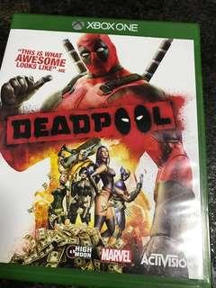 Dead pool Xbox One
