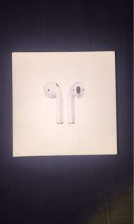Apple AirPods wireless headset