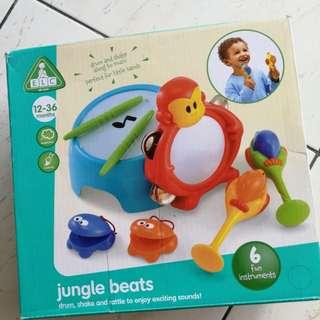 ELC Jungle Beats - Mainan Alat Musik