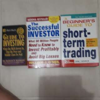 Investment and Trading Bestsellers