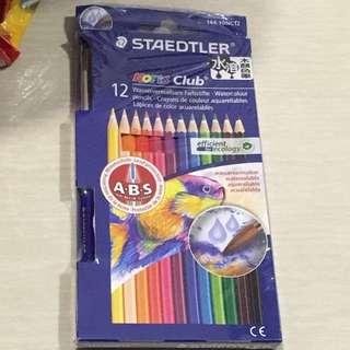 Staedtler 水溶木顏色筆