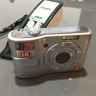 Panasonic Lumix DMC-LS85 Digital Camera