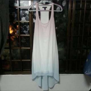 (Price Reduced!) Mango Gradient Dress (Size S)