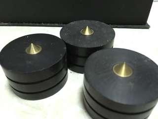黑壇木腳釘 for 高級音響器材用