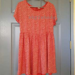Divided by H&M Cotton Dress