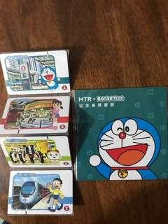 Doraemon 紀念地鐵飛