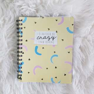 typo campus notebook A5