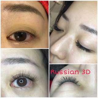 Eyelash Extensions sengkang