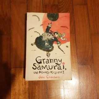 GRANNY SAMURA - THE MONKEY KING AND I