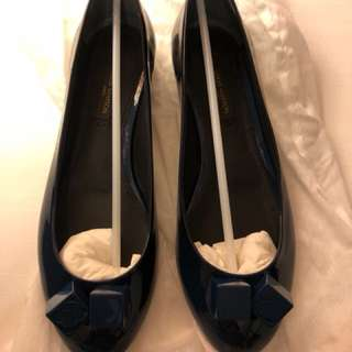 Louis Vuitton patent leather ballerina 35.5