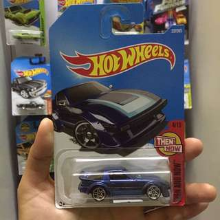 Hot Wheel Mazda Rx-7 Hotwheels