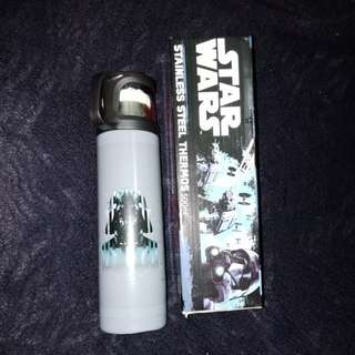 Limitted Edition Star Wars Stainless Steel Thermos