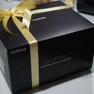 Dijual Fujifilm XT20 18-55