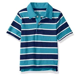 SALE 33% Off - 2 years BNWT The Children's place baby boy striped polo tee