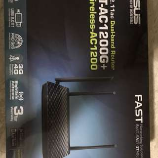 Asus Router RT-AC1200G