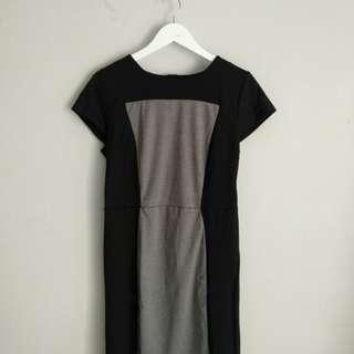 The Executive Span Dress