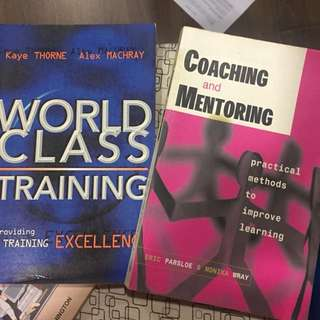 World Class Training, Coaching and Mentoring