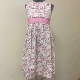 5-6yo Poney Dress