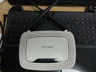 TPlink 300MB wireless router