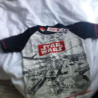 Star wars shirt for kids