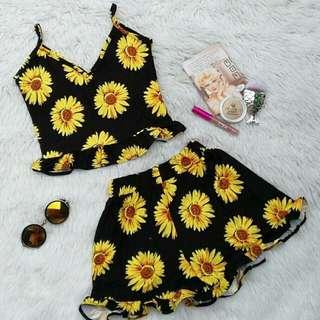 Terno sunflower