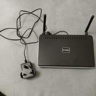 D-Link N300 wireless router (DIR-615)
