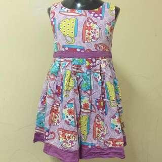 5yo Pumpkin Patch Dress