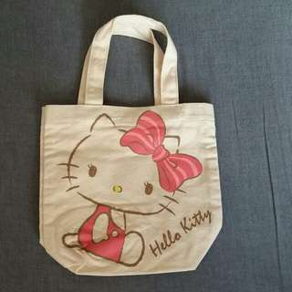 (Discount!) Sanrio Hello Kitty Tote Bag