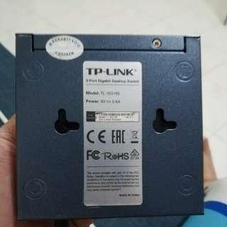Tp link 5 port gigabit desktop switch