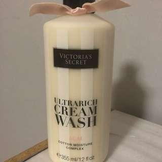 Victoria's Secret Ultra Rich Cream Wash *price reduced*