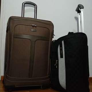 Voyager luggage (2 for 1)