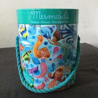 (Special!) Mermaid Jigsaw (63 Pieces)