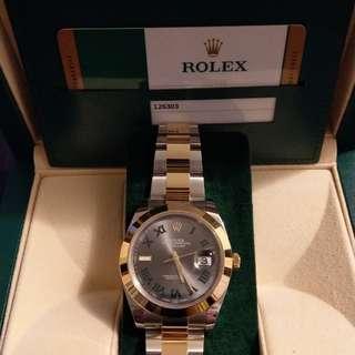 Rolex Dayjust 126303